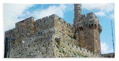Jerusalem Old City 2 Hand Towel