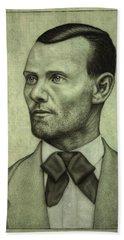 Jesse James Hand Towel
