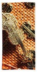 Jewellery Concerto Hand Towel