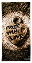 Jewellery Made With Love Hand Towel