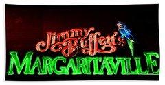 Jimmy Buffett's Margaritaville Bath Towel
