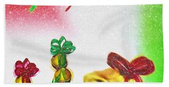 Jingle Bells  Hand Towel