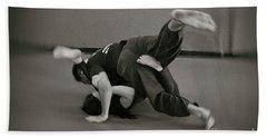 Jiu Jitsu Hand Towel