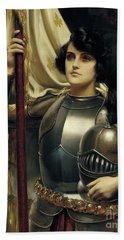 Joan Of Arc Hand Towel