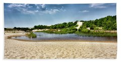 Jockey's Ridge State Park - North Carolina Bath Towel