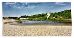 Jockey's Ridge State Park - North Carolina Bath Towel