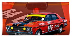John French Xy Falcon 351 Gtho Bath Towel