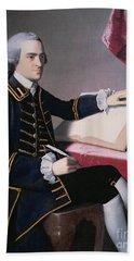John Hancock Hand Towel by John Singleton Copley