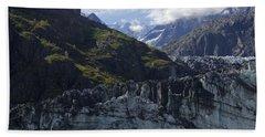 John Hopkins Glacier 15 Hand Towel