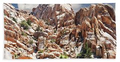 Joshua Tree National Park - Natural Monument Hand Towel