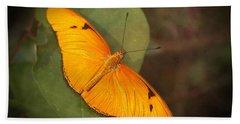 Julia Dryas Butterfly-2 Bath Towel
