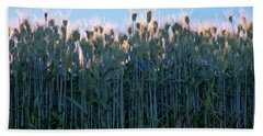 July Crops Bath Towel