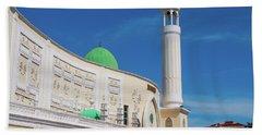Jumma Mosque Wide Hand Towel