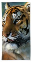 Jungle Emperor Hand Towel