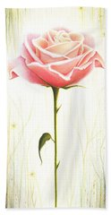 Just Another Common Beauty Hand Towel by Danielle R T Haney