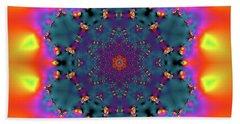 Jyoti Ahau 194 Bath Towel by Robert Thalmeier