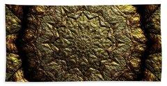 Bath Towel featuring the digital art Jyoti Ahau 212 by Robert Thalmeier