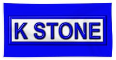 K Stone Bath Towel