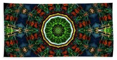 Hand Towel featuring the digital art Ka061516 by David Lane