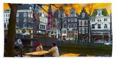 Kaizersgracht 451. Amsterdam Hand Towel