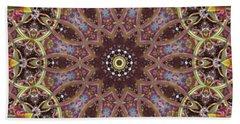 Kaleidoscope 104 Hand Towel
