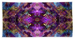 Kaleidoscope Bath Towel