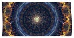 Kaleidoscope Zero Fifty Nine Hand Towel