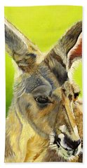Kangeroo Bath Towel