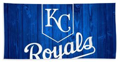 Kansas City Royals Barn Door Hand Towel