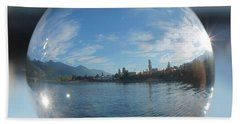 Kaslo Through The Looking Glass Hand Towel