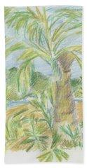 Kauai Palms Hand Towel