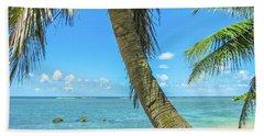 Kauai Tropical Beach Bath Towel