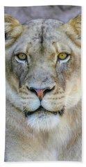 Kaya Portrait Hand Towel