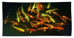 Kcsd Koi 6 2016 Bath Towel