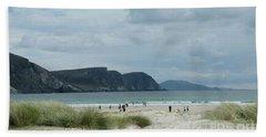 Keel Beach Achill  Hand Towel