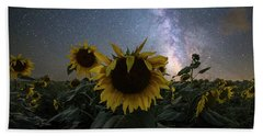 Hand Towel featuring the photograph Keep Your Head Up by Aaron J Groen