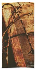 Keepers Of The Oath Hand Towel