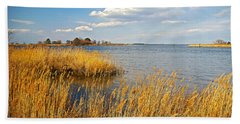 Kent Island Hand Towel by Brian Wallace