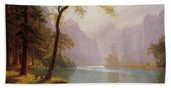 Kern S River Valley California Hand Towel
