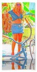 Key West Life Bath Towel