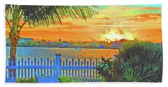 Key West Life Style Hand Towel