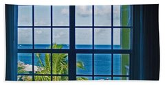 Key West Room With A View Bath Towel