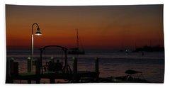 Key West Sunset Bath Towel