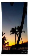 Kihei Sunset Bath Towel