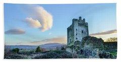 Kilcash Castle Ufo Hand Towel