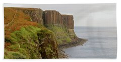 Kilt Rock Hand Towel