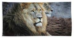 King N Queen Hand Towel
