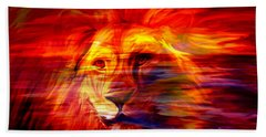 King Of Glory Bath Towel