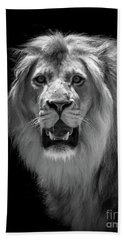 King Of The Jungle Hand Towel