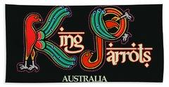 King Parrots Australia Hand Towel